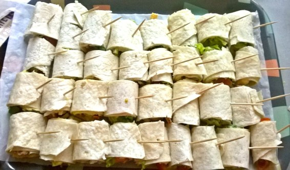 preparation-wraps-buffet